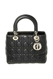Brukte Cannage Quilted Leather Tote