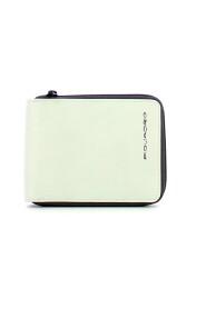 Ermes Zip Around RFID Men's Wallet