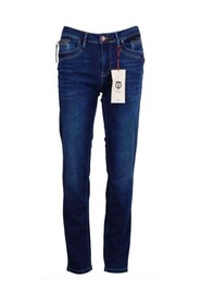 Karolina Highwaist Straight Jeans