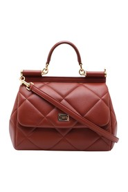 Sicily Leather Tote Bag