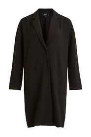 Objkayla l/s long blazer black - Object