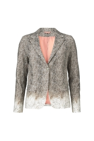 Gustav 30219 Printed stretch blazer