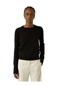 Jumper Pull Rd Nk Pure Cashmere