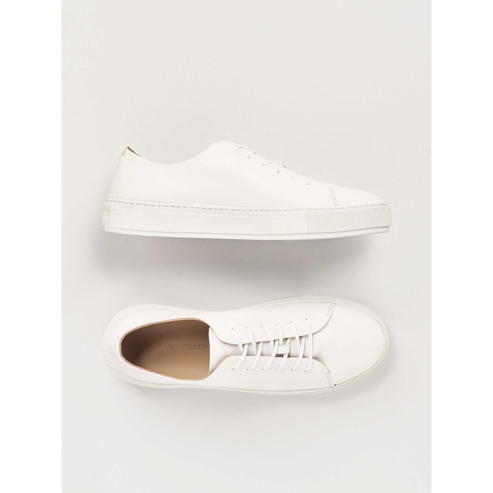 White 089 Sampe Sneakers | Tiger of Sweden | Sneakers | Men's shoes