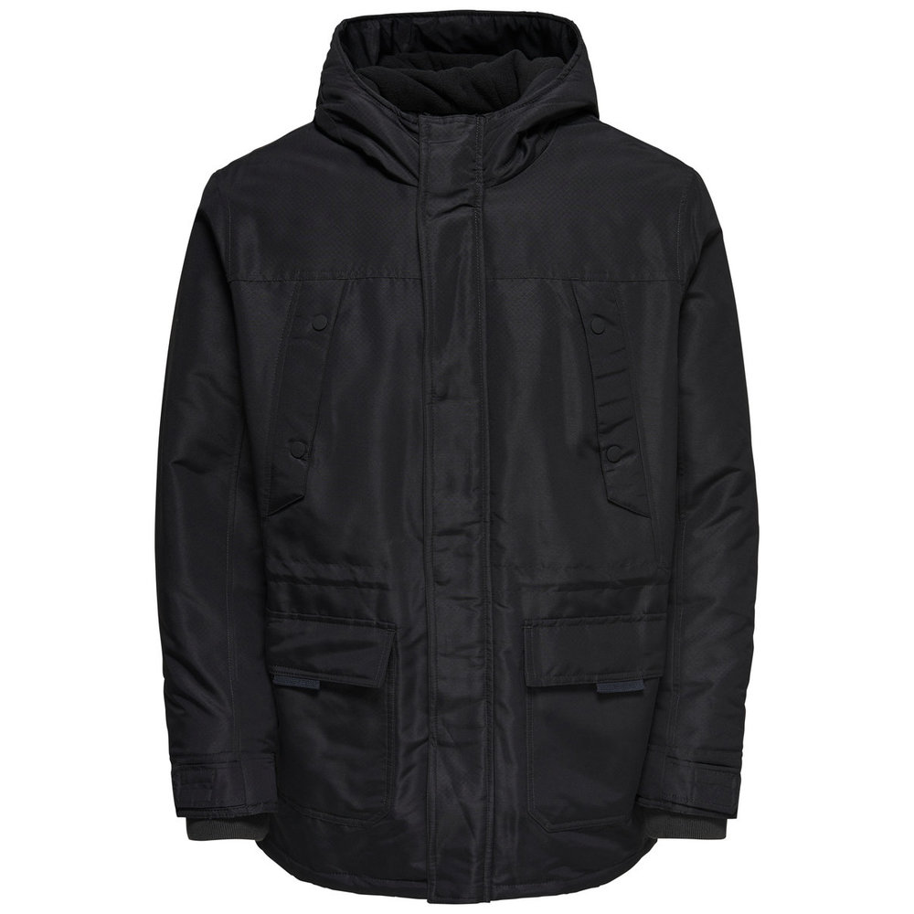 Jacket Solid colored