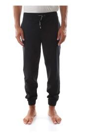 CK PERFORMANCE 00GMS8P606 WOVEN PANT PANTS LONGWEAR Men BLACK