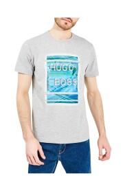 Hugo Boss T-shirt - Grå, L