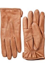 Andrew mænds handske i hjorte hud