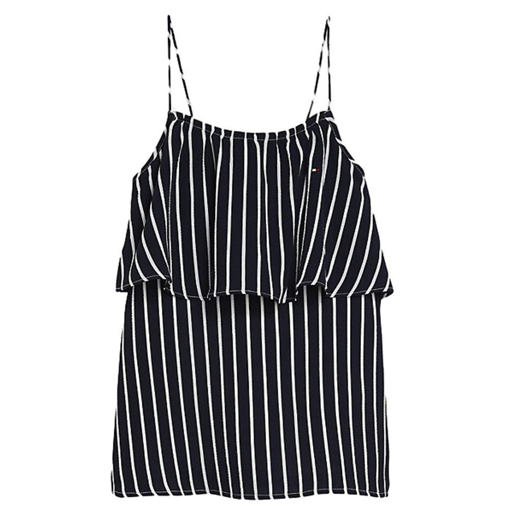 Fine Stripe Top