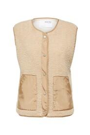 casie sl teddy vest