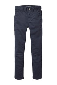 TOMMY HILFIGER KB0KB03972 SLIM CHINO PANTS Boy SKY CAPTAIN