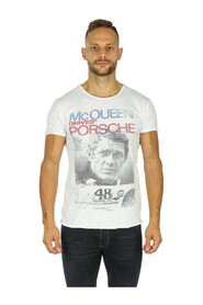 STEVE MC QUEEN PORCHE T-SHIRT
