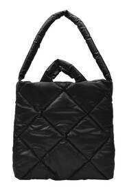 Medium Quilted Bag in Synthetic Leather