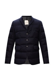 Fecamp quilted down jacket