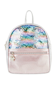 Glitter Sequin Backp A L Kids Bags