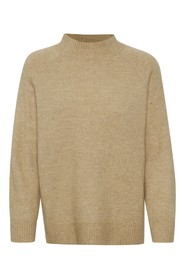 Cleo High Neck Pullover