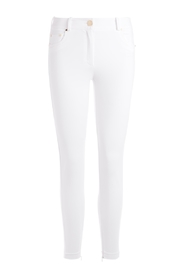Ivory trousers