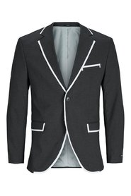 Blazer Contrast piping