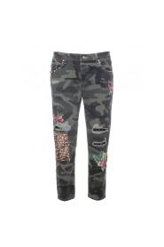 Jeans Modello Capri Fracomina - FR21SP2012W40101