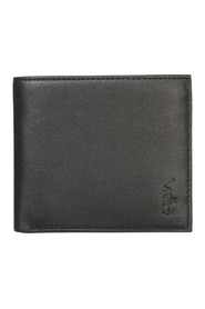 men's genuine leather wallet credit card bifold