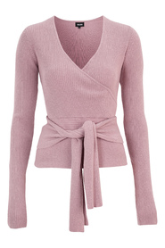 Ines Knitted Sweater Pink