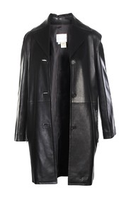 Lambskin Coat -Pre Owned Condition Very Good