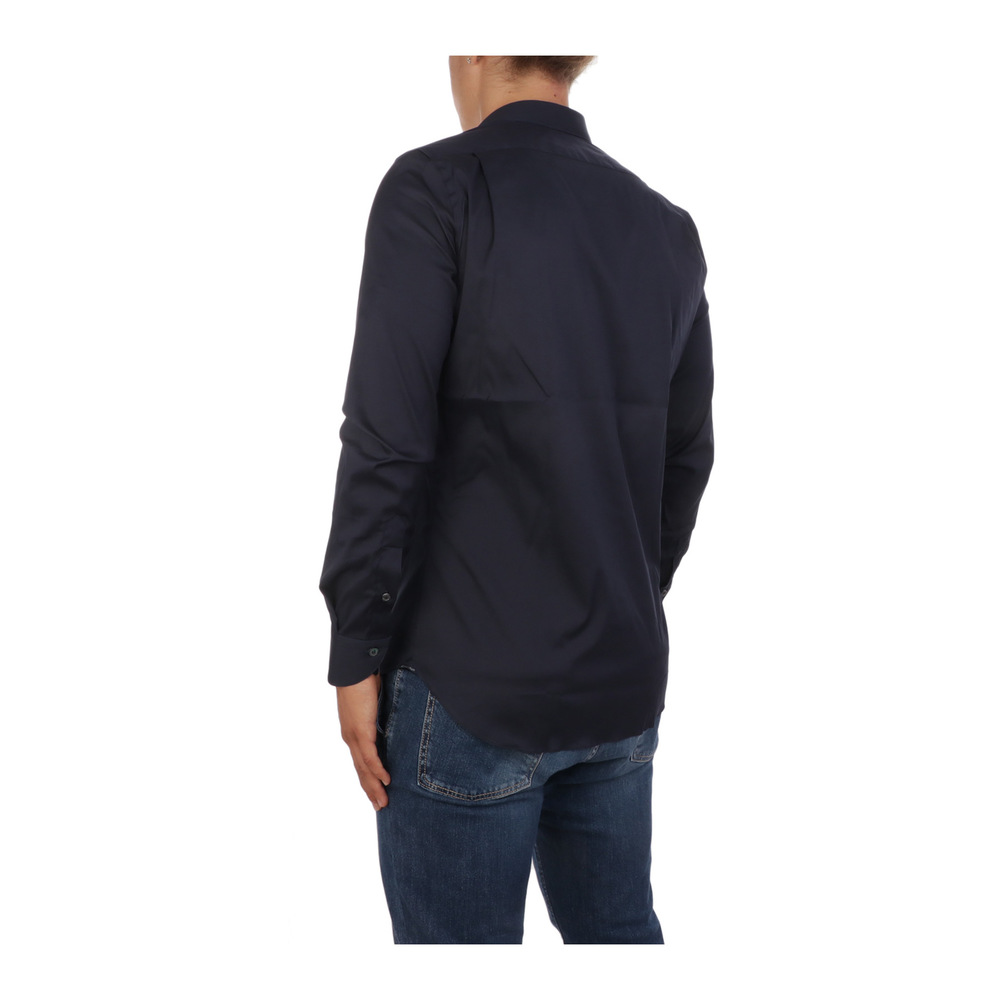 Blue CAMICIA | Aquascutum | Zakelijke Overhemden | Herenkleding