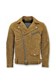 Suede Biker Jacka Fake Leather Jacket Leather Jacket
