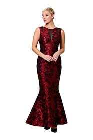 HANIA Fishtail Gown