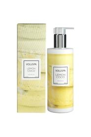 Gul Voluspa Lemon Coco  Hand & Body Moisture Milk 300Ml Kroppspleie