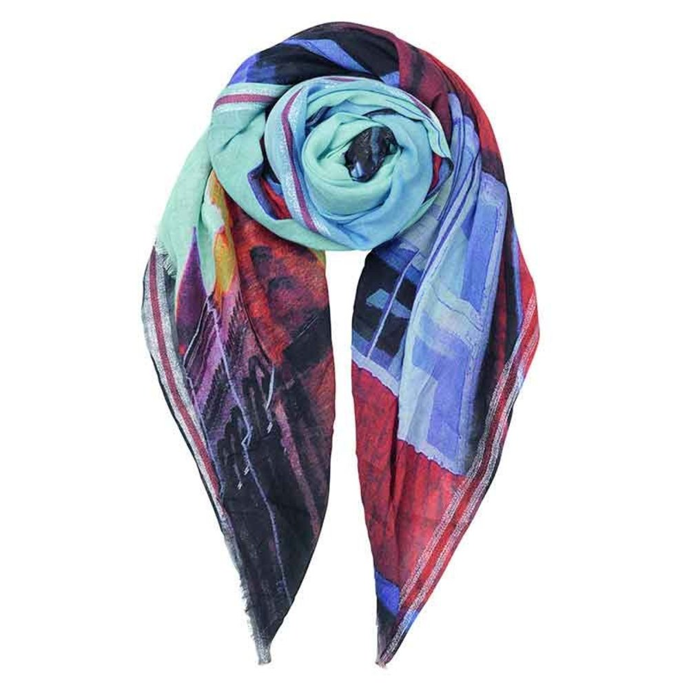 Scarf, Cille