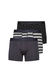 Boxer shorts 3-pack printed