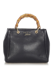 Pre-owned Shopper Leather
