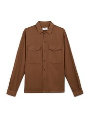 Camp Collar Overshirt