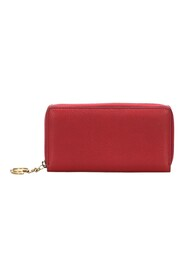 GG Marmont Continental Wallet Leather Calf Italy