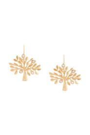Tree Dropped Earrings