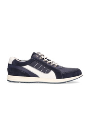 Australian sneaker/veterschoen Gregory Leather 15.1406.01 S04 donkerblauw leer
