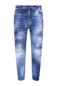 Relax Long Crotch Jean jeans