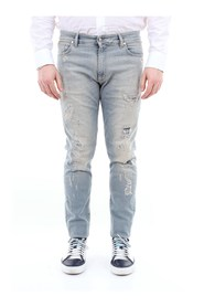 M07012DENIM Slim Men Jeans