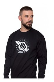 In Your Face Crewneck   Sort