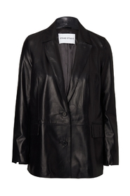 Leather Blazer Catherine