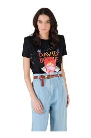T-shirt stampa David Bowie