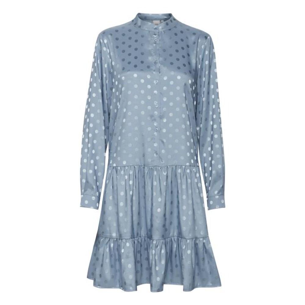 Blue Bekkasin kjole  ICHI  Hverdagskjoler