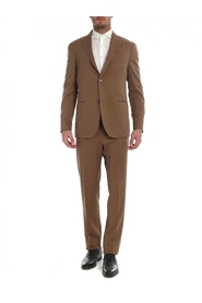 wool and cotton suit