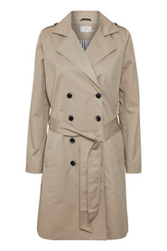 Tan Kaffe Trenchcoat