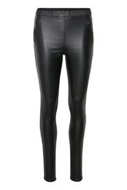 ADA COATED ZIP JEGGINGS