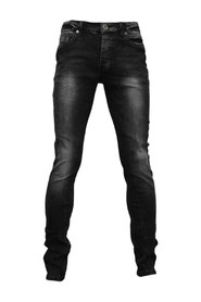 Slim Fit Washed Look Jeans