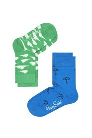 2-PACK CLOUD SOCKS KCLO02 7000