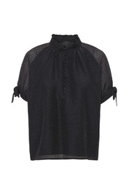 Gajol Blouse Black Bluser & Skjorter