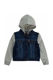 Jacket Indigo Dusk